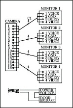 drc 4dc 4 commax interphone wiring diagram efcaviation com commax audio intercom wiring diagram at gsmx.co