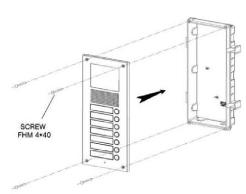 commax apartment building door camera drc uc wiring diagram