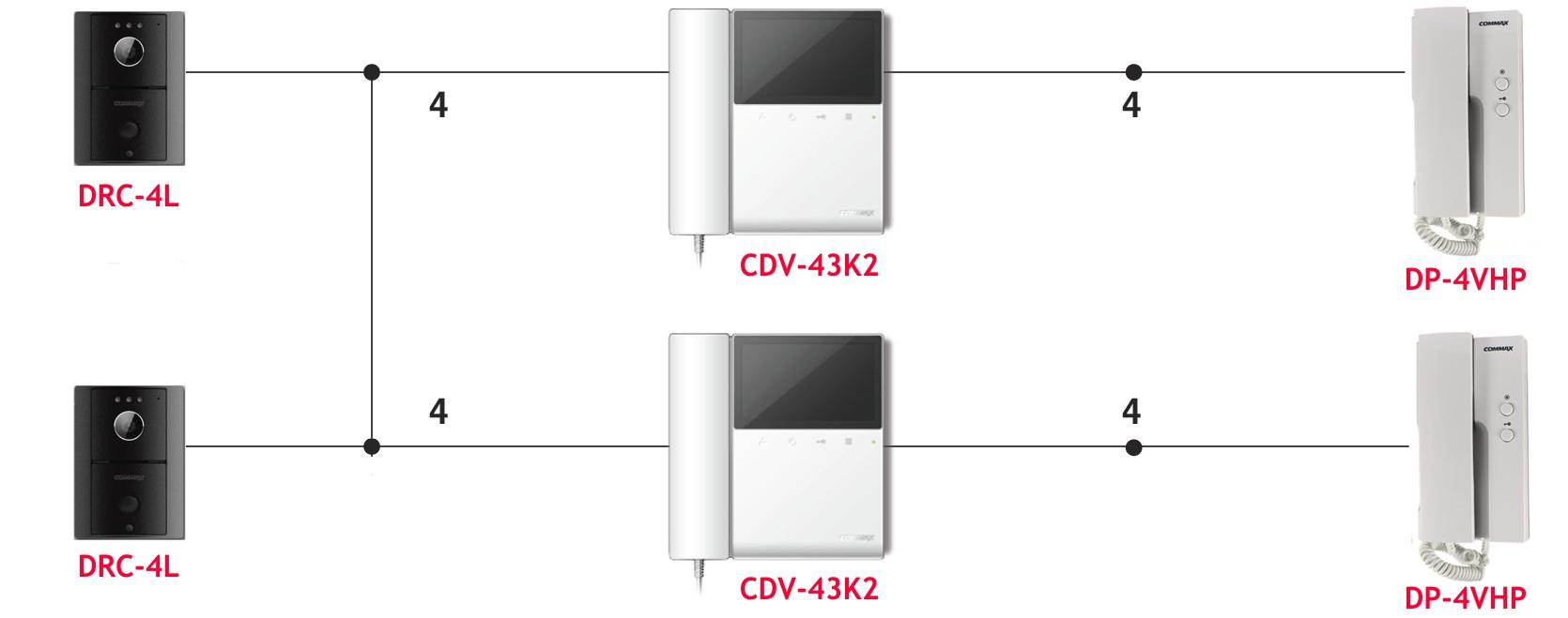 Commax Intercom Wiring Diagram 30 Images Atlas Diagrams Cdv43k2 Drc4l And Schematic Design